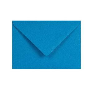 Briefumschlag C6 meeresblau